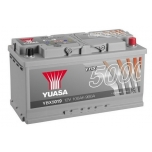 YUASA YBX5019 100Ah 900A Silver High Performance  0(- +) 353x175x190