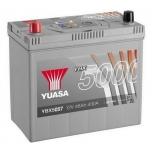 YUASA YBX5057 48Ah 430A Silver High Performance  1(+ -) 238x129x223