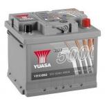 YUASA YBX5063 50Ah 480A Silver High Performance  0(- +) 207x175x175