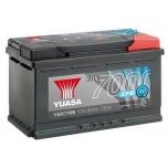 YUASA YBX7115 80Ah 730A EFB Start Stop  0(- +) 317x175x190