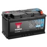 YUASA YBX9019 95Ah 850A  AGM Start Stop Plus  0(- +) 353x175x190
