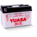 Yuasa 6N11-2D 6V 11.6 Ah 150x70x100 +-