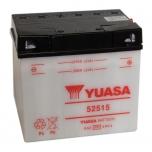 Yuasa 52515 25 Ah 12 V 186x130x171