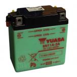 Yuasa 6N11A-3A 6V 11 Ah 122x62x131 -/+