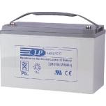 Landport DJM12100 12V/100Ah LF AKU VRLA AGM 330x173x220L