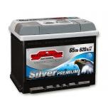 SZNAJDER 565 35 Silver Premium 65 Ah 620 A O(- +) 242x175x190