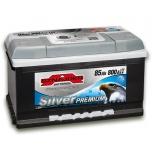 SZNAJDER 585 45 Silver Premium  85 Ah 800 A O(- +) 313x175x175