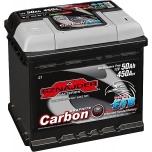 Sznajder 550 05 Carbon EFB 12V 50Ah 450A AKU 205x175x190