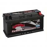 Sznajder 610 05 Carbon EFB 12V/ 110Ah/920A AKU393x175x190